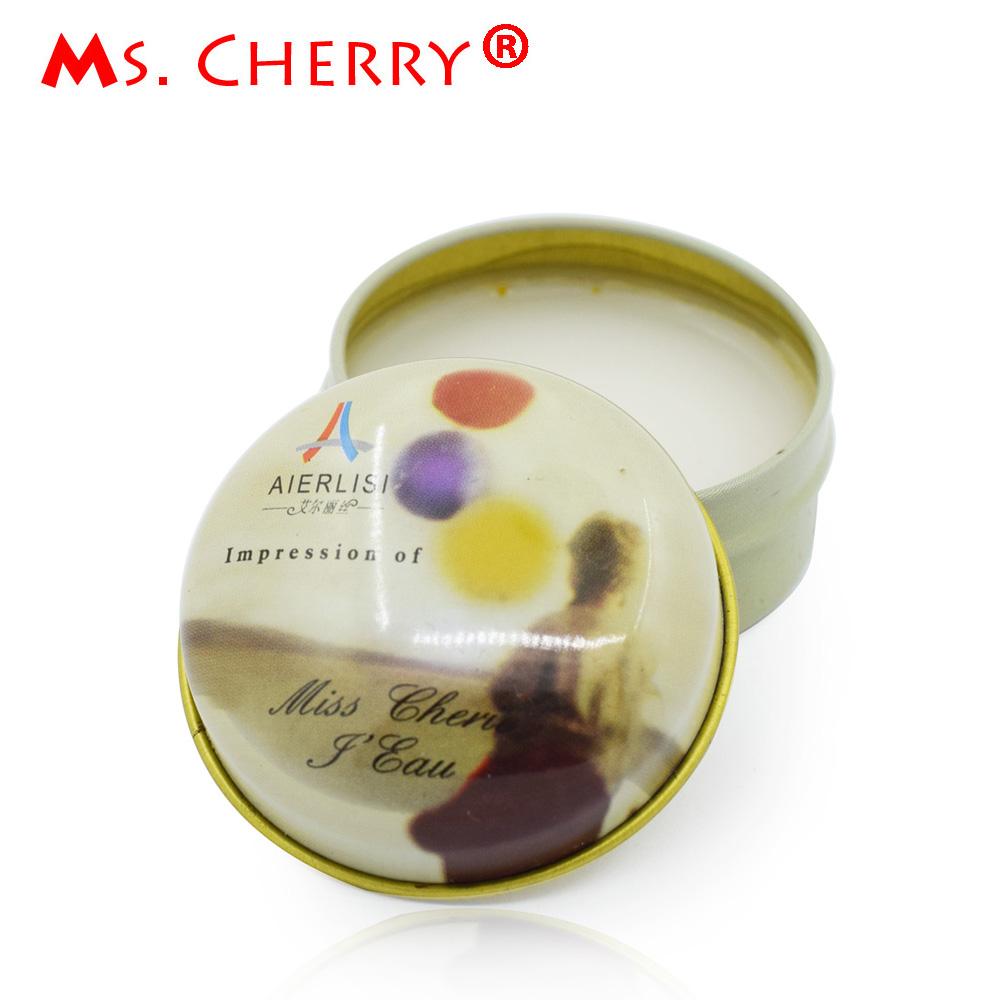 Portable Solid Perfume 15ml for Men Women Original Deodorant Non-alcoholic Fragrance Cream MH011-14(China (Mainland))