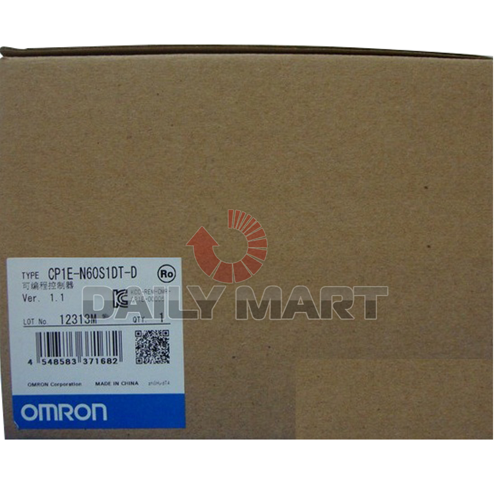 Brand New OMRON Automation PLC CP1E-N60S1DT-D Industrial Electrical Equipment(China (Mainland))