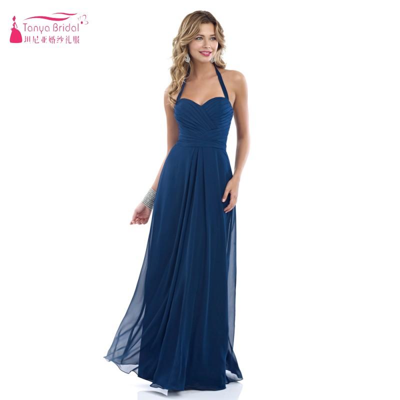 Wysokiej jakości Navy Junior Bridesmaid Dress-Kupuj tanio Navy ...
