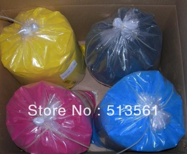 High quality color toner powder for Konica Minolta Bizhub C451 C550 451 550 free shipping refill toner powder