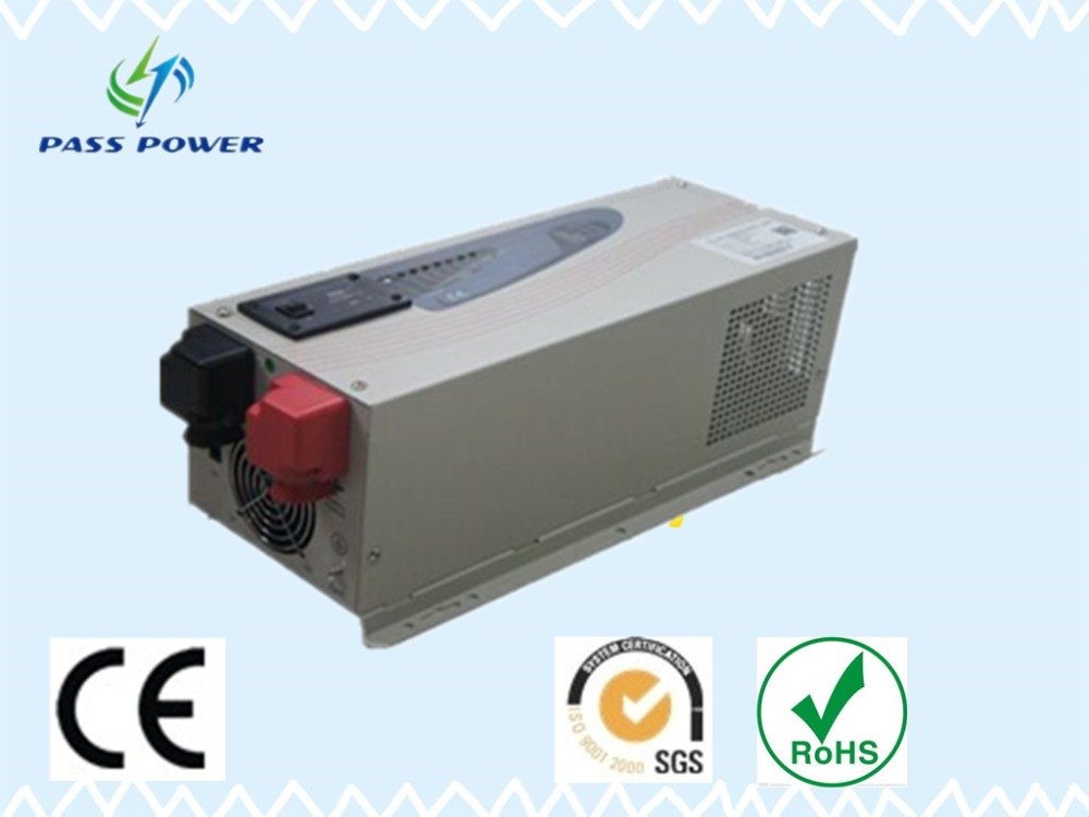 UPS function low frequency hybrid solar inverter 1500w with charger ,CE&SGS&RoHS&IP30 Approved(China (Mainland))