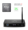 Newest Q9S tv box Amlogic S905 Android 5 1 ott Tv Box 64Bits 4K Media Player