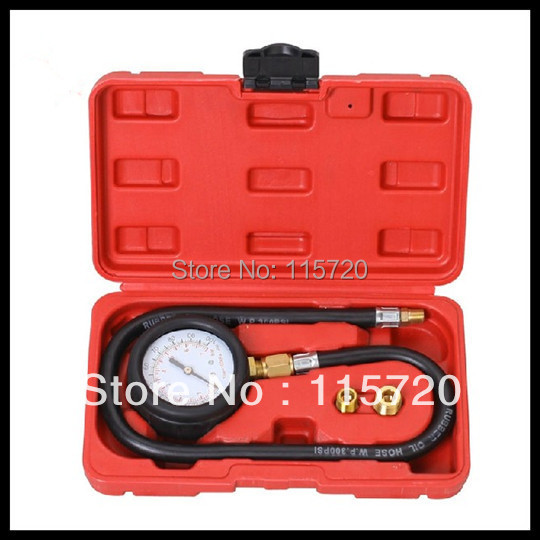 Good quality Pressure Meter For Engine Oil Car Diagnostic Tools panel mount pressure gauge(China (Mainland))