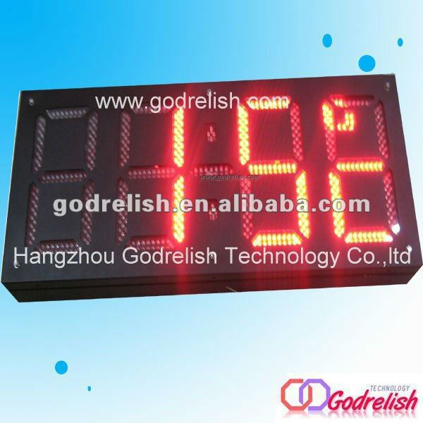 Hot selling led display xxx pic hd outdoor rpm counter(China (Mainland))