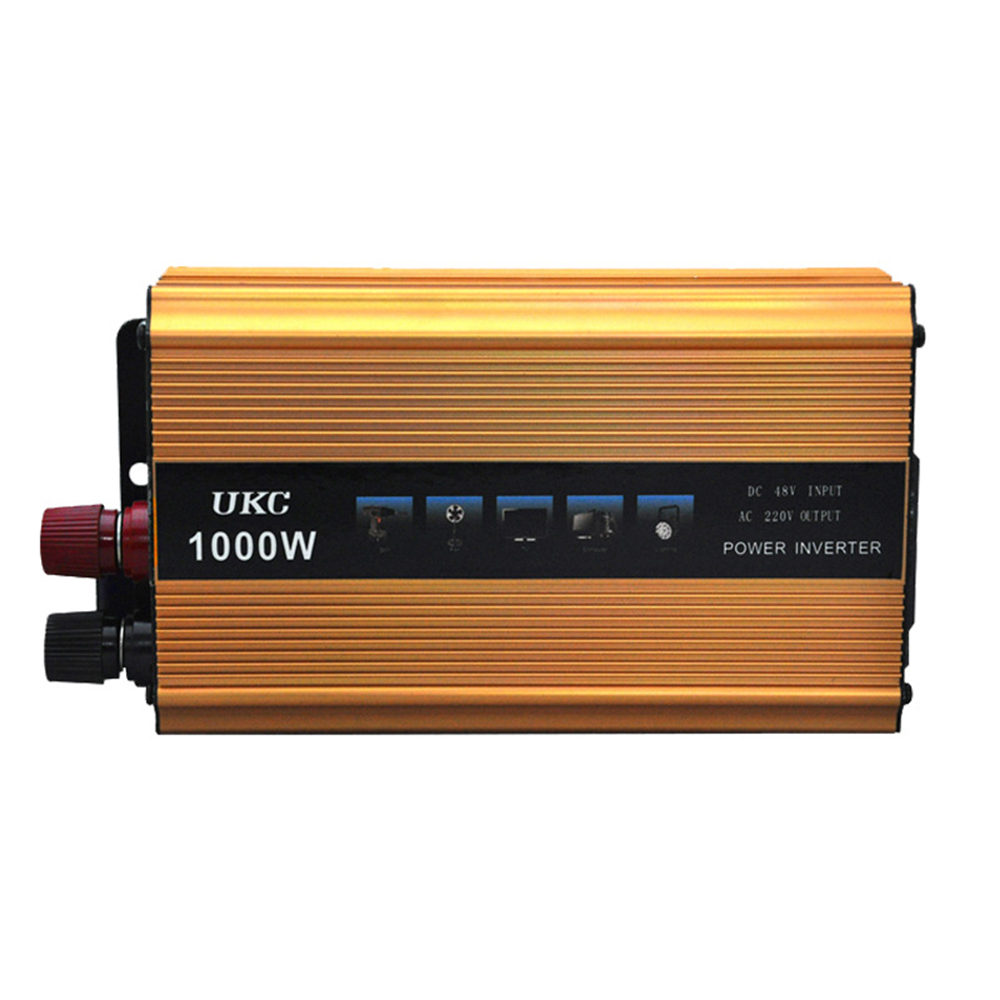 car inverter 1000w dc 48v to ac 220v power inverter 1000w battery Car charger for auto battery CY529-CN(China (Mainland))