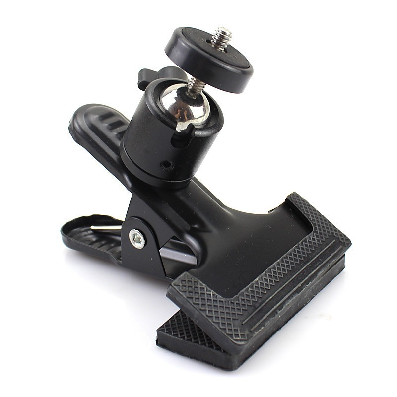 "Metal Clip Clamp Grip 1/4"" inch Adapter Screw for Camera Tripod Flash Holder Bracket(China (Mainland))"