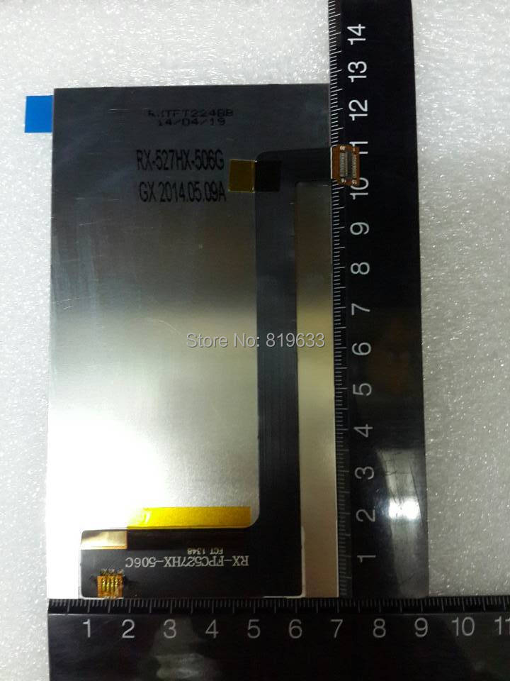 2Pcs/lot Free Shipping Original High Quality Display LCD Screen For 5.5inch Star S7180 S7189 MTK6577 MTK6589 Display LCD Screen(China (Mainland))