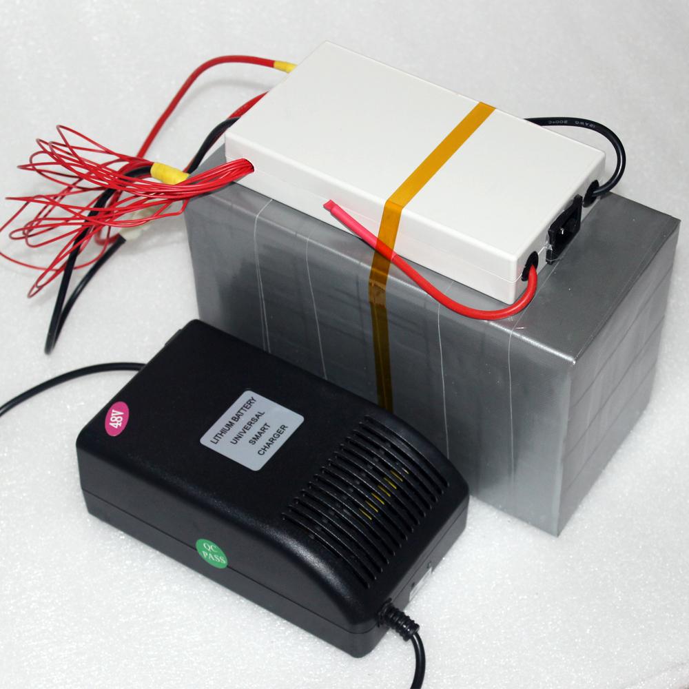 Батарея для электровелосипеда 144V 40AH LiFePO4 + +