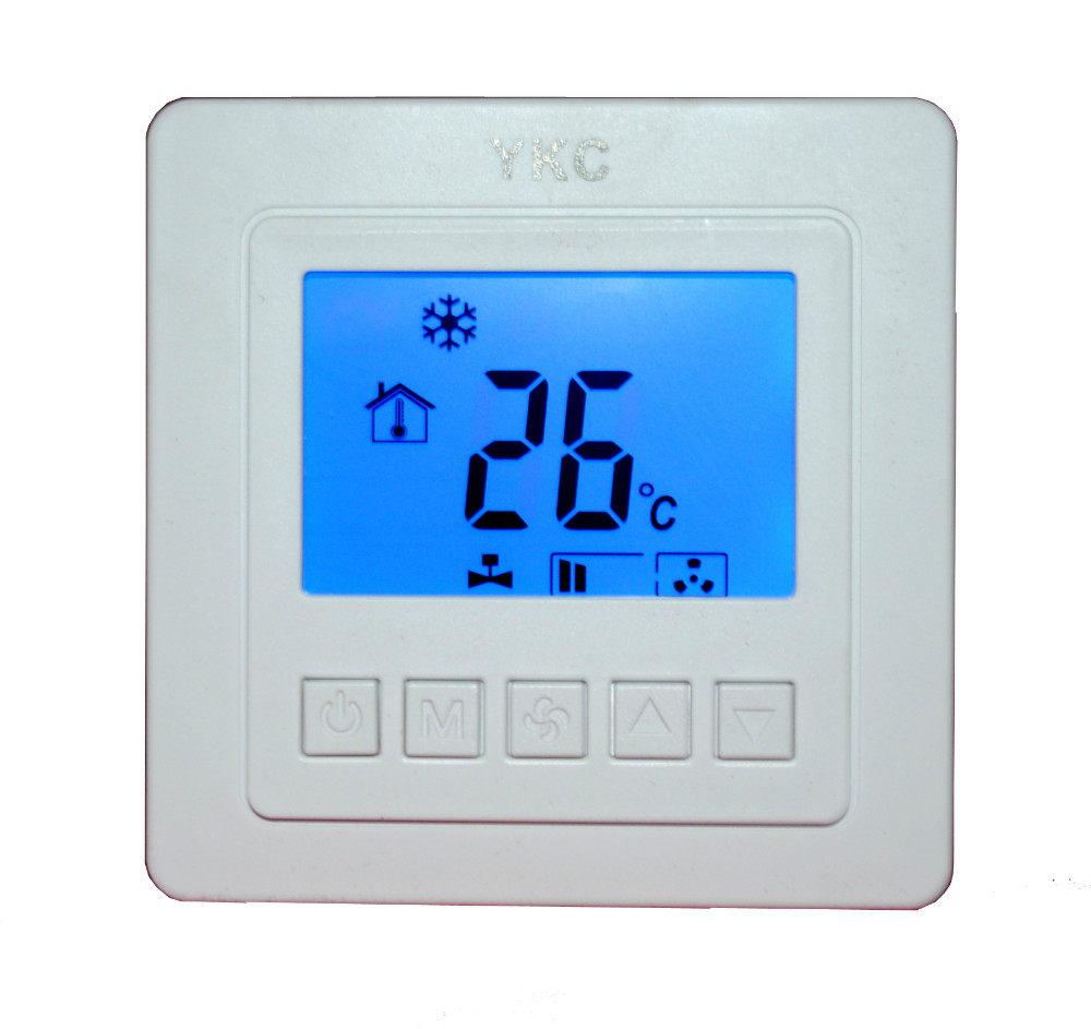 heating cooling room thermostat digital with Supply AC110v-220v(T5000)<br><br>Aliexpress