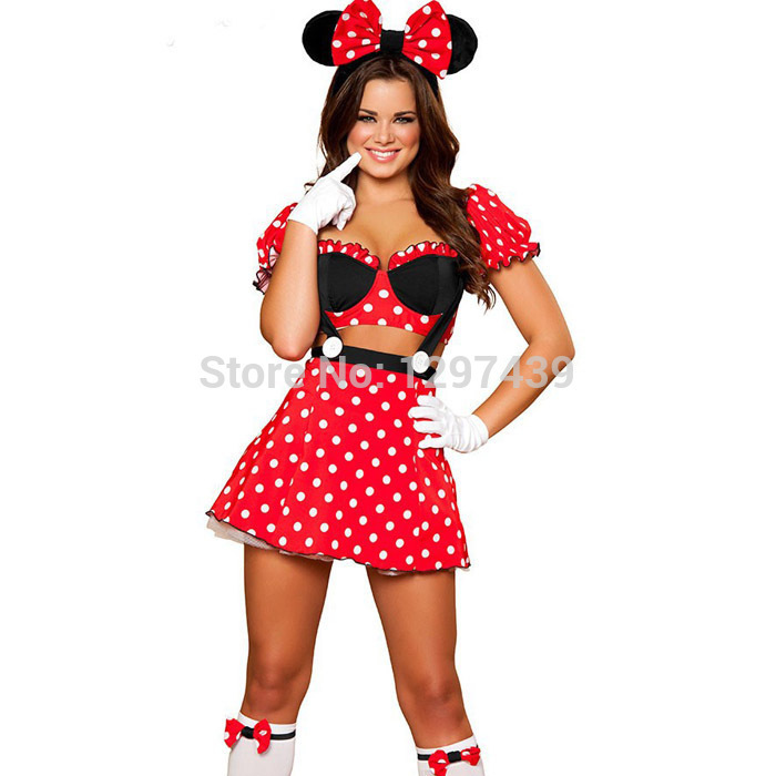 Minnie Mouse Costume Cheap Minnie Mouse Costumes