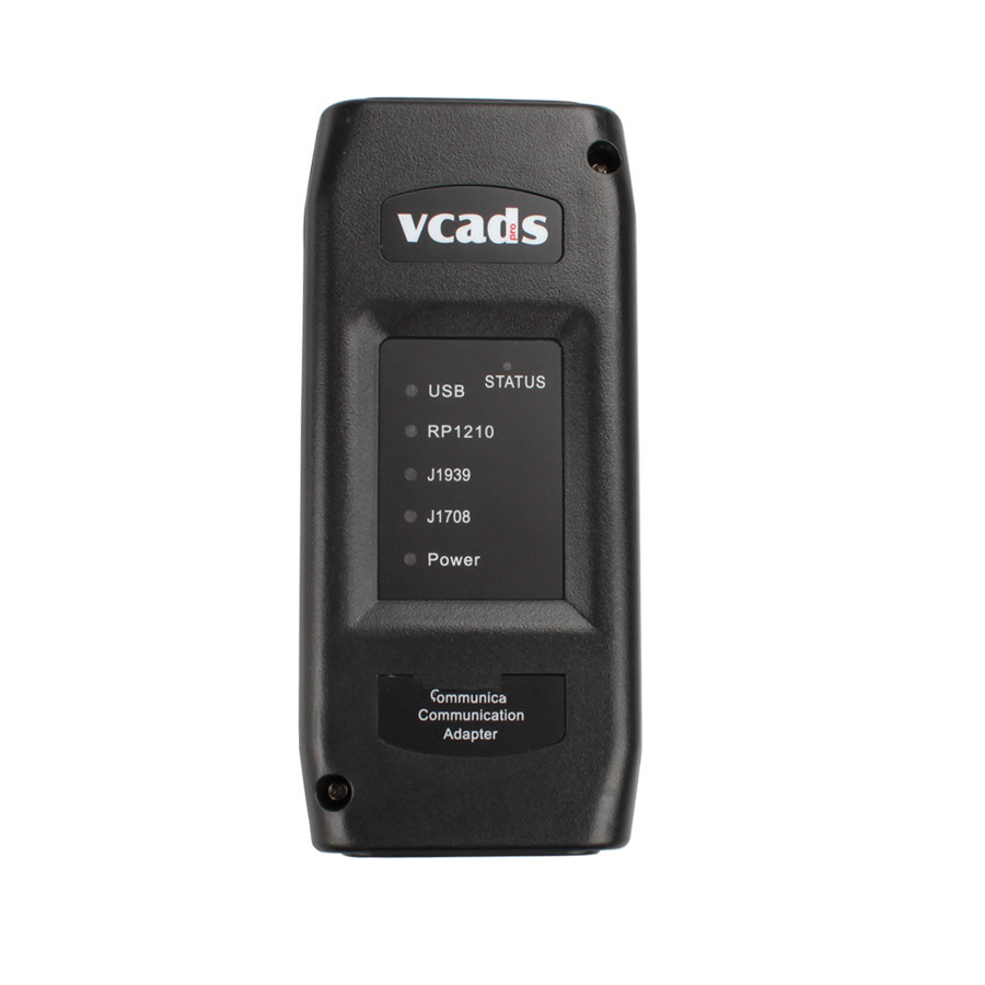 hotsale for Volvo VCADS Pro 2.40 Volvo Truck Diagnostic Tool 9998555 interface(China (Mainland))