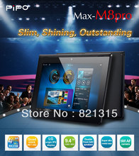Free shipping PIPO M8PRO M8 Pro RK3188 Quad Core Tablet PC 9.4 Inch IPS Screen Android 4.2 Jelly Bean 2G Ram 16GB Camera