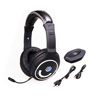 Brand Original 2.4G Wireless Stereo Gaming Headset Headphone Removeable Mic For XBOX 360 PS4 PS3 MAC TV LOL PC Computer Headsets(China (Mainland))