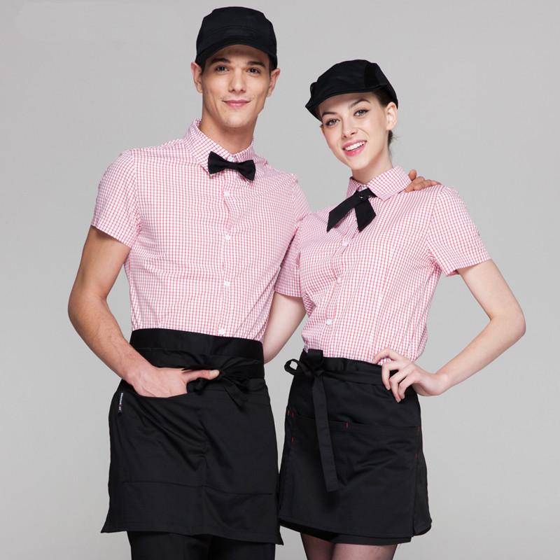 Online buy wholesale hotel waiter shirts from china hotel for Restaurant uniform shirts wholesale