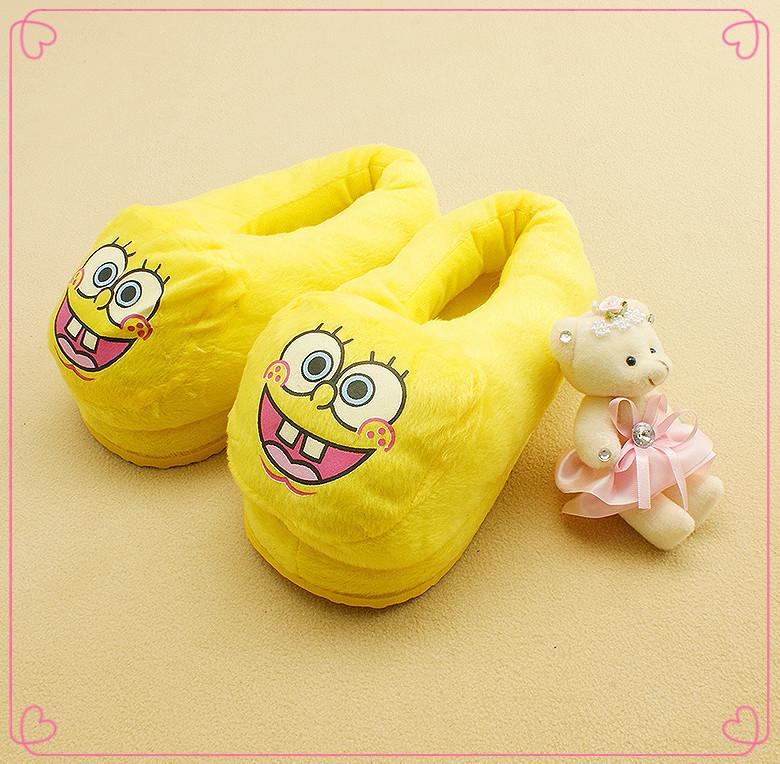 spongebob adult shoes