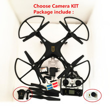 Drone Profissional drones H899 Big Quadcopter 2.4g dron 6-axis Rc Helicopter Drone with Camera or without camera Vs X8c X8G X101