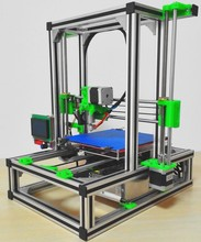 3D printer kit high precision I3 prusa aluminum profile upgraded version of the DIY suite printer