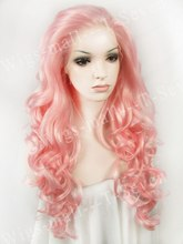 Wig Synthetic Lace Front