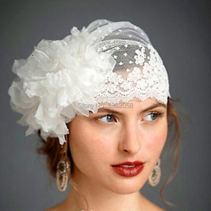 Швейцарский точка тюль вуаль шляпа с