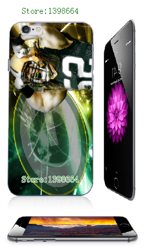 Green Bay Packers team logo 10design 2014 new arrival white hard case cover for iphone 6 plus 6+ Free shipping!(China (Mainland))