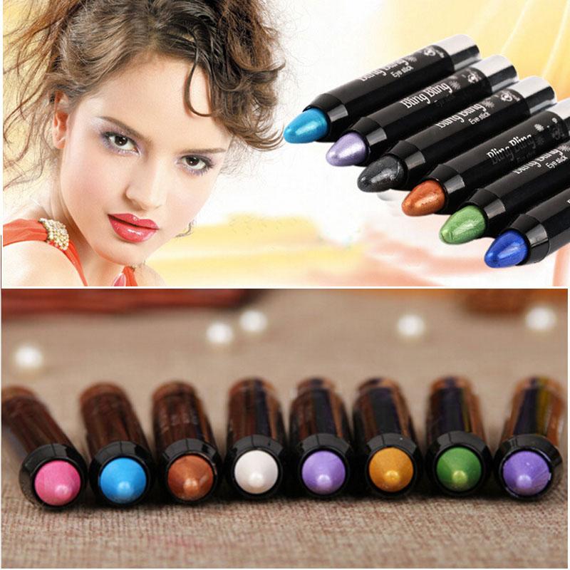 Free Shipping New Brand Makeup Beauty Tool Magic Cosmetics Makeup Pen Waterproof Eyeshadow Eye Liner Lip