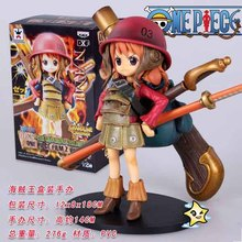 One Piece NAMI Evangelion Garage Kits Doll Anime Wholesale From China Good Quality Pvc 14cm One Piece Series for Child toy