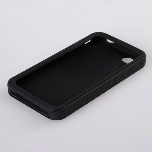 Double Layer phone Case for Apple iPhone 4 / iPhone 4 CDMA Verizon - Kubalt Type(Hong Kong)