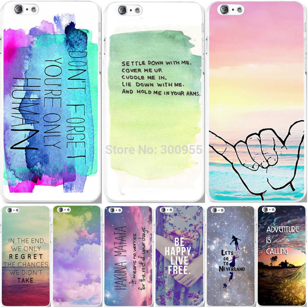 Phone Cases iPhone 6 4.7 inch Dreamlike Artistic Colored Painted Case Cover cell phone accessory back skin WHD1120 21-40 - poplar1115 store