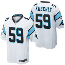 2016 Youth Carolina panthers, 59# Luke Kuechly,1# Cam Newton, black white blue Kids 100% stitched Logo and name, free shipping(China (Mainland))