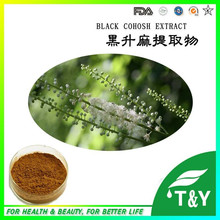 Top Quality Organic Black Cohosh extract 800g(China (Mainland))