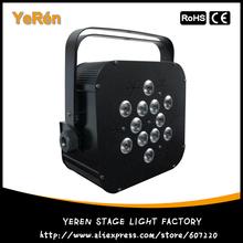 Buy LED Flat Par LED Par Light 12Pcs*10w RGBW 4in1 Par64 Light Disco & KTV Light & DJ Party for $129.60 in AliExpress store