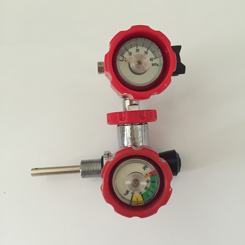 2017 Hot Sell Valve Scuba Diving Cylinder Accessory With A Regulator/Tank Valve With Removeable DIN Adapt And A Regulator-A(China (Mainland))