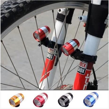 Велосипедные фары из Китая
