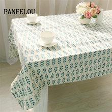 Buy PANFELOU Elegant green grain ear flowers green bud seedling kitchen table cloth tea table cloth cover towel cloth for $8.70 in AliExpress store