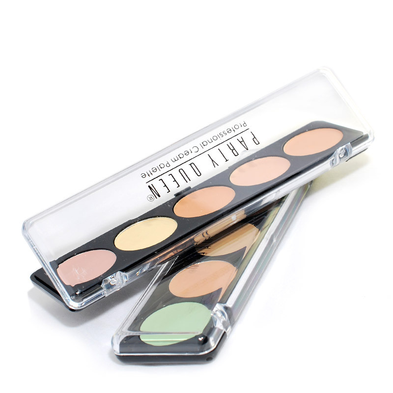 PARTY QUEEN 5 color concealer, two kinds of color options<br><br>Aliexpress