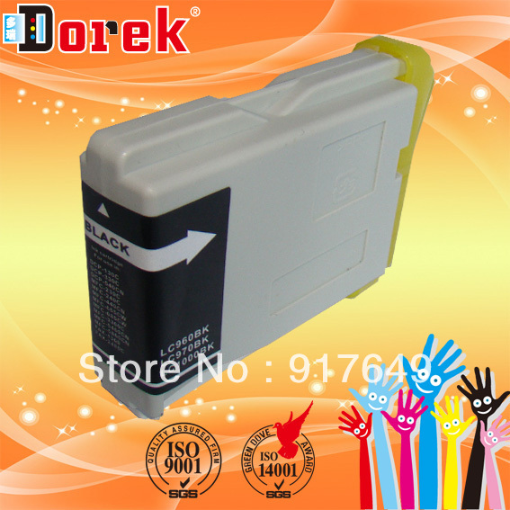 Free Shipping(16 pieces/lot)Bulk package,compatible ink cartridge LC 51 sereis four color FOR MFC-235C/MFC-260C(China (Mainland))