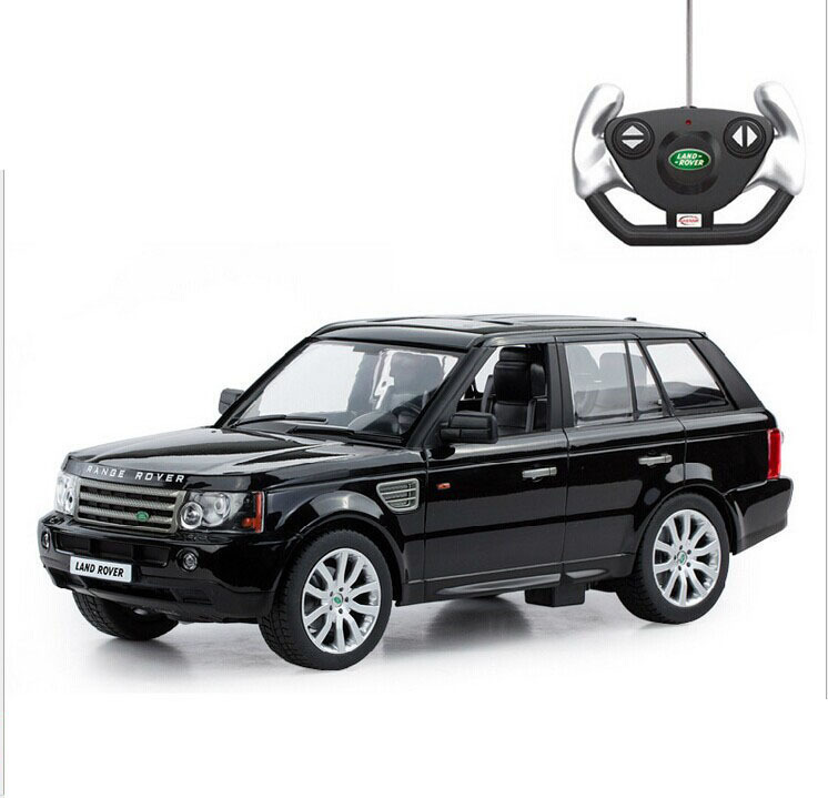 Hot Sale Rastar 28200 1/14 Range Rover RC Remote Control Racing Car Simulation Model SUV Speed Drift Toy Diecast Collection(China (Mainland))