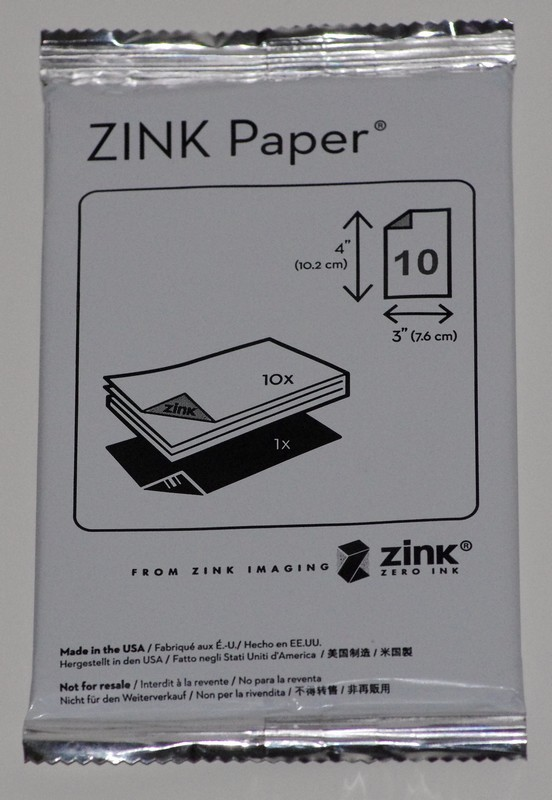 polaroid Polaroid z340 gl10 photo paper 3 x 4 zink 100 - Shanghai Nielson Garments CO.,LTD. store
