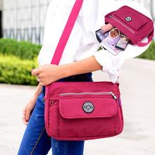 Buy Women's Messenger Bags Ladies Nylon Handbag Travel Casual Original Bag Shoulder Female High Large Capacity Crossbody Bag for $18.98 in AliExpress store