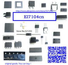 El7104cn PWR MOSFET dvr, Hs 8-PDIP 7104 EL7104 - Letter Schindler Electronic Supermarket store