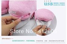 USB foot warmers shoes,USB warmer Slipper ZW-32(China (Mainland))