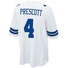 Men's Dallas Jason Witten Dez Bryant Ezekiel Elliott Sean Lee Dak Prescott cowboys jerseys(China)