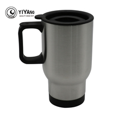 450ML double wall stainless steel Automotive water bottle, seal Vacuum cup travel mug insulated mug suitable all vehicl(China (Mainland))