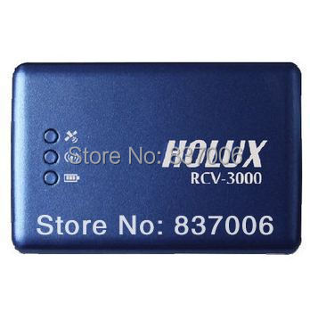 Hot Holux Bluetooth Wireless GPS Receiver / Data Logger RCV-3000 with EzTour for Laptop/PC Advanced M-1000C/M-1000 Free Shipping(China (Mainland))