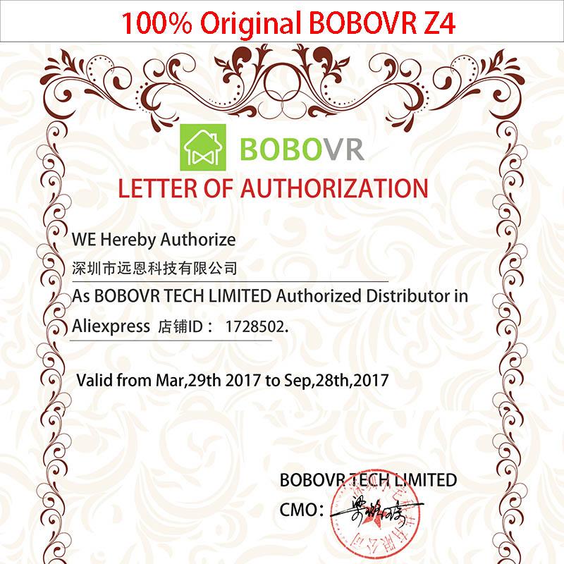 Original BOBOVR Z4 Leather 3D Cardboard Helmet Virtual Reality VR Glasses Headset Stereo Box BOBO VR for 4-6′ Mobile Phone