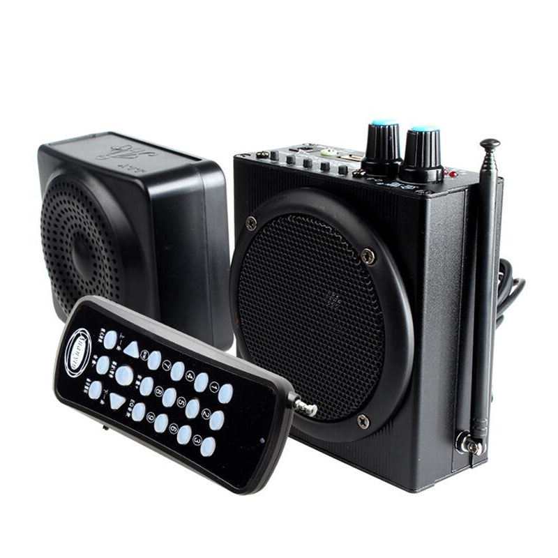 Orioles Q8 wireless remote control electric media megaphone teaching outdoor media player audio amplifier card free shipping<br><br>Aliexpress