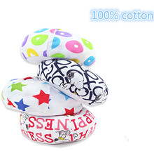 100% cotton baby hat cap for boys girls soft hats baby caps 0-3 months(China (Mainland))