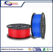 6 color 3d printer filaments ABS 1.75mm 1kg plastic Rubber Consumables Material MakerBot/RepRap/UP/Mendel