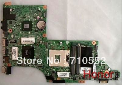 Post air mail free shipping for HP DV7 series 634259-001 Intel CPU Notebook Laptop Motherboard Verified working<br><br>Aliexpress