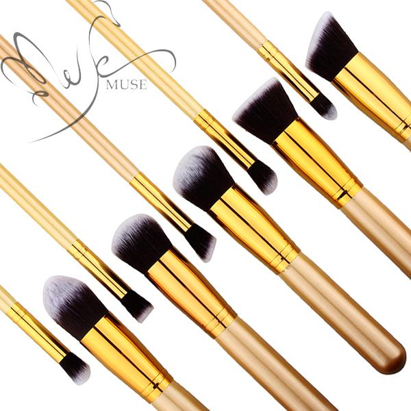 купить Кисти для макияжа Brand New 10 /, e недорого